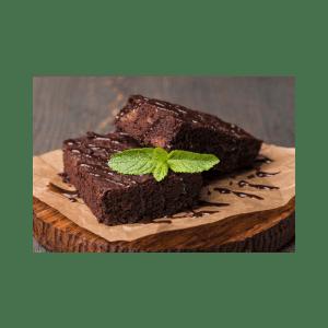 Brownie de legumbres