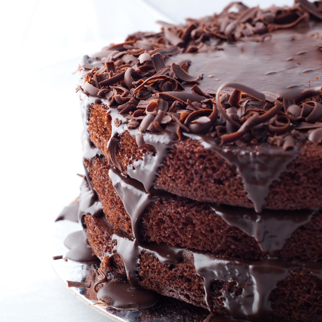 Bizcochos Chocolate Sin Gluten